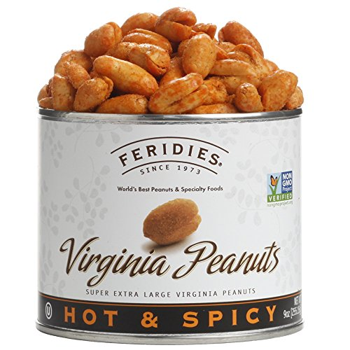 hot and spicy peanuts - 3
