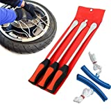 Thegood88 Spoon Motorcycle Tire Iron Irons Changing Rim Protector Tool Combo New free Case TG0504