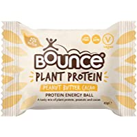 Bounce Plant Protein Peanut Butter Cacao Ball 12 Pack, 12 x 480 g