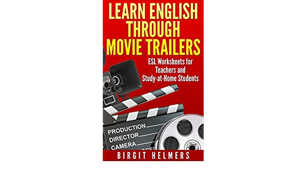 Learn English through movie trailers: Worksheets for ESL Lessons ...