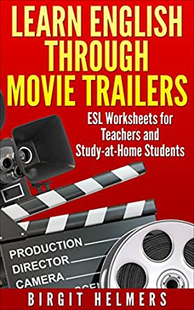 Workbook esl worksheets for adults : Learn English through movie trailers: Worksheets for ESL Lessons ...
