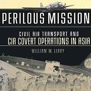 Perilous Missions Audiobook