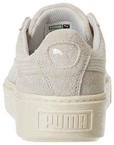 Ginnastica hellgrau Da Hellgrau Basse Platform Puma – Jr Suede Glam Rosa Rosa Grigio Unisex Scarpe Bambini wx7wHqSYX