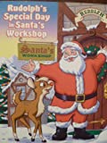 img - for Rudolph's special day in Santa's workshop book / textbook / text book