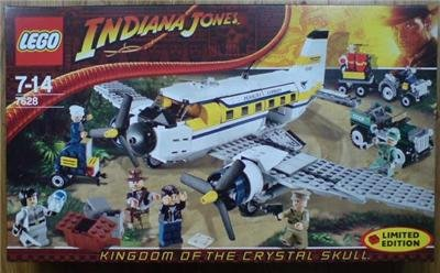 Lego Indiana Jones Peril in Peru 7628