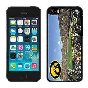 Customized Iphone 5c Case Ncaa Big Ten Conference Iowa Hawkeyes 2