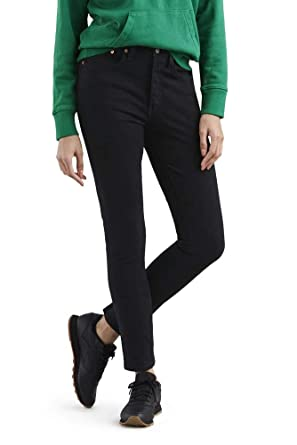 ad7ba51c0fa0 Levi's 501 Stretch Skinny Jeans Black Heart at Amazon Women's Jeans ...