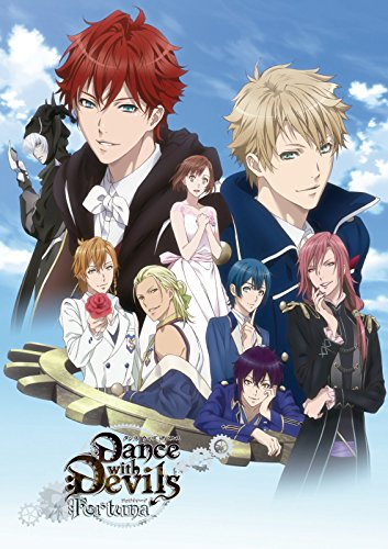 """[Amazon. Co. JP Limited] theater version of """"Dance with Devils-Fortuna -」( Original A3Clear Poster with) * DVD + CD"""