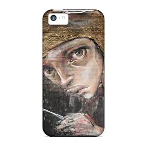 LauraAdamicska Apple Iphone 5c Great Hard Phone Cases Provide Private Custom Trendy Herakut Image [llx19101nUIo]