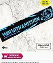 MAN WITH A MISSION ロゴマフラータオル ブラック×シアン Tシャツ ガウポン パーカー おてだマンウィーズ ラバーバンド リストバンド