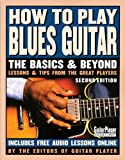 How to Play Blues Guitar, , 0879309105