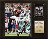 NFL Roddy White Atlanta Falcons Player Plaque