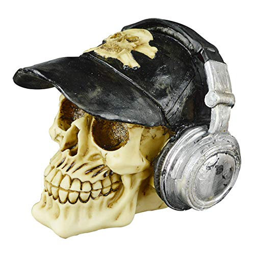 NNCTA Halloween Skull Skull Simulation Handicraft Birthday Gift