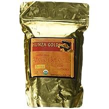 Hunza Gold Certified Organic Bitter Apricot Kernels – 1 LB