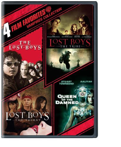 DVD : 4 Film Favorites: Vampires Collection (Widescreen)