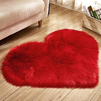 Amazon Com Evaliana Fluffy Doormats Carpet Floor Rugs