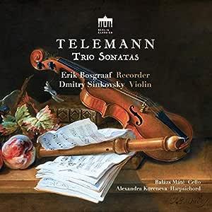 Telemann Trio Sonatas
