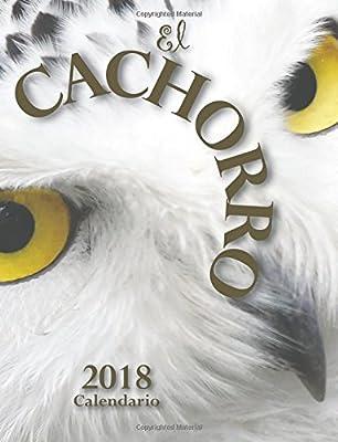 El cachorro 2018 calendario (Edición España): Amazon.es: Wall ...