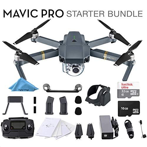 DJI Mavic Pro 4k (MAVIC PRO PILOT BUNDLE)