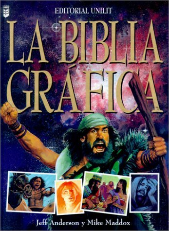 Biblia Grafica-RV 1960 / Lions Graphic Bible-RV 1960 (Spanish Edition) by Jeff Anderson (1999-11-01) ()