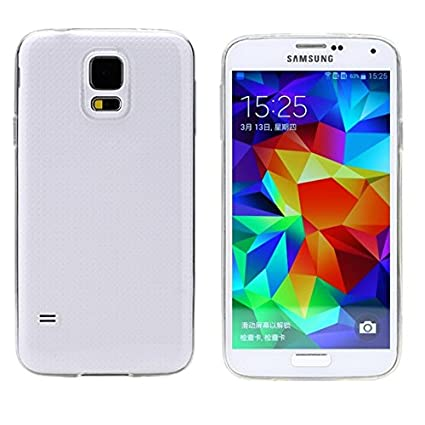 Funda Carcasa Gel Transparente para SAMSUNG GALAXY S5 MINI ...