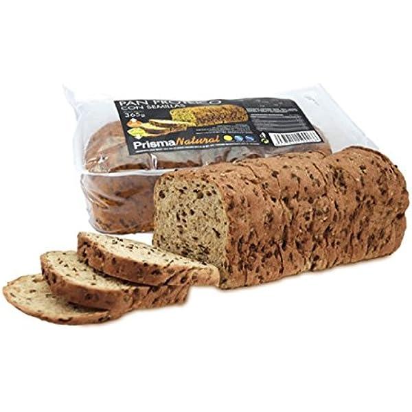Nutringo - mezcla para hornear pan de proteínas 3x200g. | 4g ...