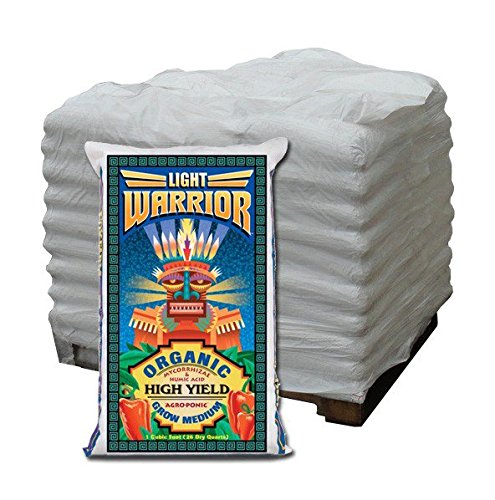 FULL PALLET BULK (75/Bags) Fox Farm Light Warrior Grow Medium - 1 cu ft by Fox Farm