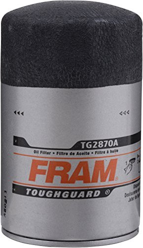 FRAM TG2870A Tough Guard Passenger Car Spin-On Oil Filter