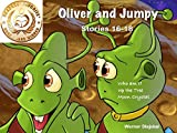 Oliver and Jumpy - the Cat Series, Stories 16-18, Book 6: Bedtime stories for children in illustrated picture book with short stories for early readers. (Oliver and Jumpy, the cat Series)