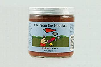Fire From the Mountain Chipotle Salsa - 2 Pack