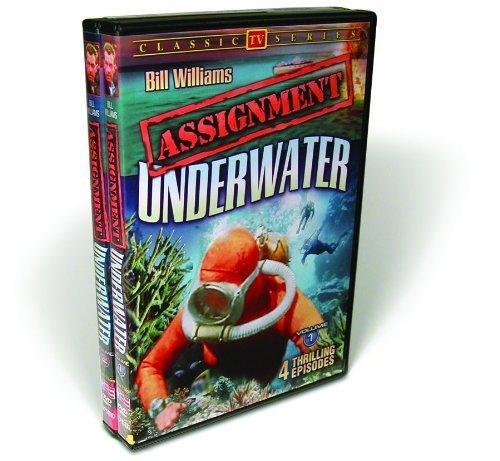 DVD : Assignment: Underwater: Volumes 1 & 2 (Black & White, 2 Disc)
