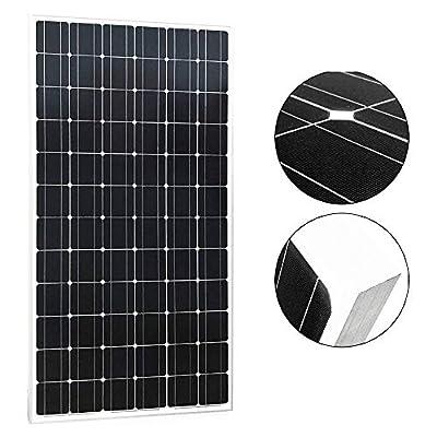 SUNGOLDPOWER Solar Panel 200W 24V Monocrystalline Solar Panel 200 Watt Solar Module Grade A Solar Cell