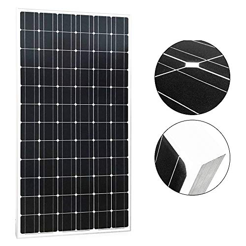 - SUNGOLDPOWER Solar Panel 200W 24V Monocrystalline Solar Panel 200 Watt Solar Module Grade A Solar Cell