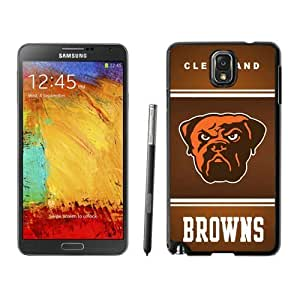Cleveland Browns Samsung Galalxy Note 3 Phone Case XLS7928720