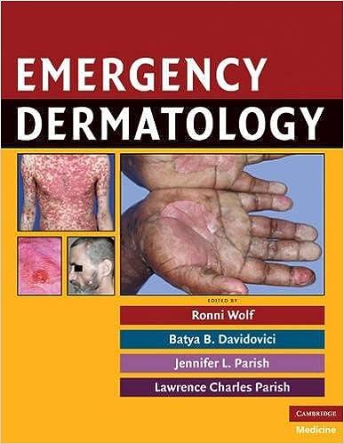 Emergency Dermatology (Cambridge Medicine (Hardcover