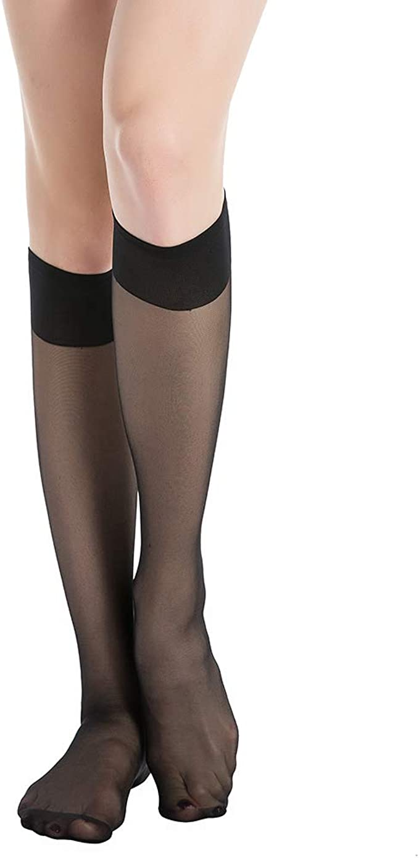 Women Bearpaw Knee High Socks 2 PACK = 2 Pairs Knee High Size 9-11 New Soft Knit