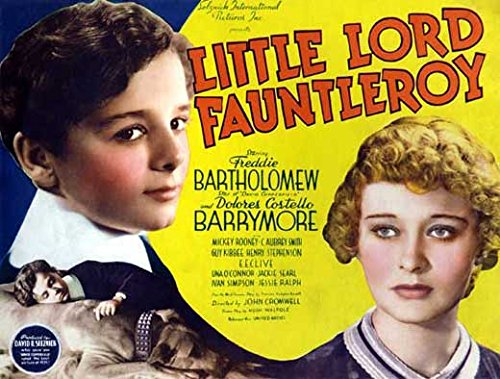 Little Lord Fauntleroy POSTER (11