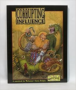 Book Corrupting Influence: The Best of Warpstone, Volume 1