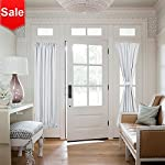 NICETOWN Blackout French Door Panel W54