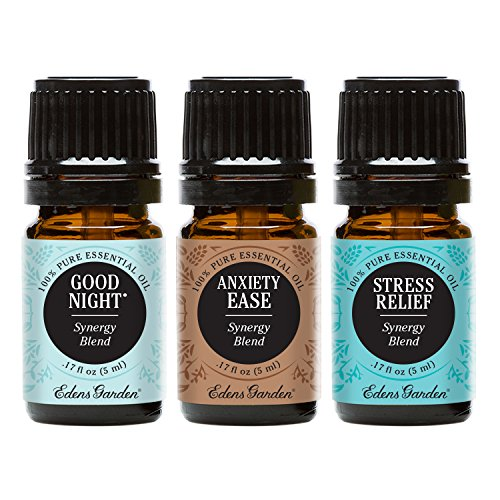 Good Night, Anxiety Ease, Stress Relief Essential Oil  Premi