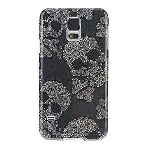 JOE Special Design Skull Pattern Back Case for Samsung S5/i9600