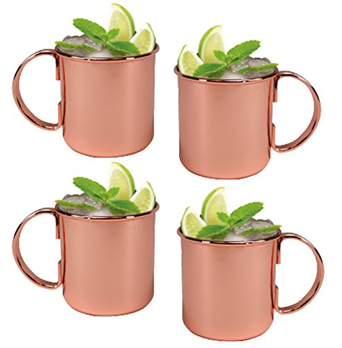 Moscow Mule Copper Mug 16 Once Four Pack - Set of 4