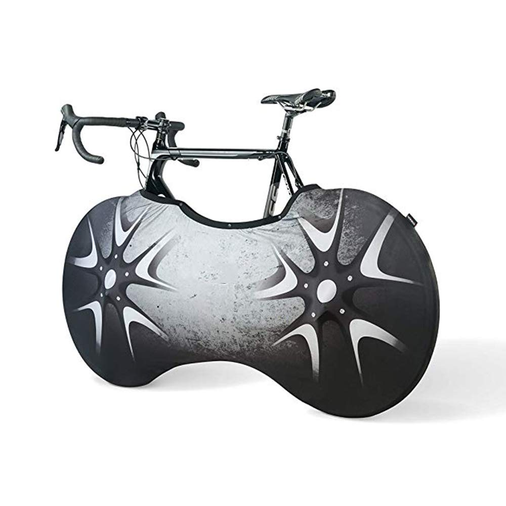 Fits 99/% des v/élos Adultes Tous F-spinbike Stockage int/érieur v/élo Cover La Meilleure Solution pour Garder Les planchers et Les Murs Dirt-Free