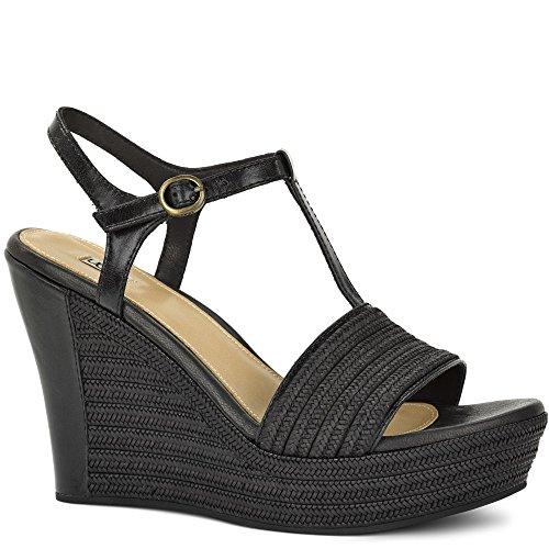 Ugg Fitchie Baskets Mode - Noir/beige - Noir, EU 41 (US 10) EU