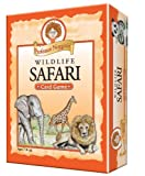 : Professor Noggin's Wildlife Safari - A Educational Trivia Based Card Game For Kids - Ages 7+