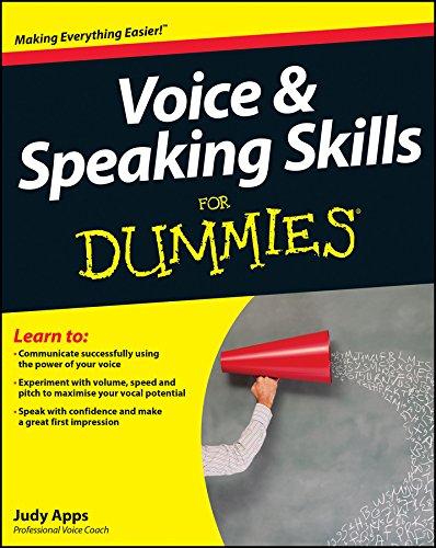 Voice & Speaking Skills for Dummies (1st 2012) [Apps]
