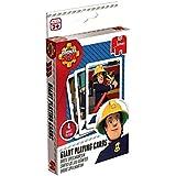 Jumbo Games Fireman Sam Giant Playing Cards Game