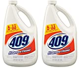 Formula 409 00636 Antibacterial Kitchen All Purpose Cleaner Disinfectant, Regular, 64oz Refill - Paack of 2