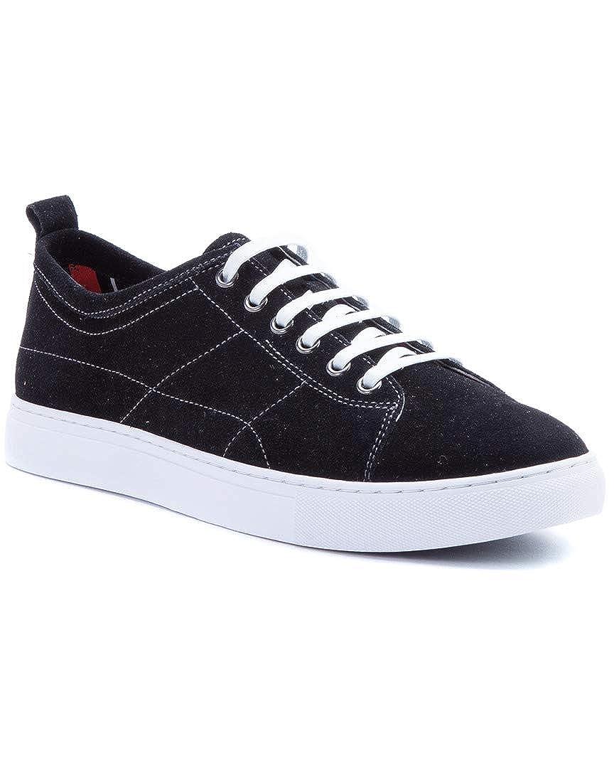 Robert Graham Ernesto Suede Sneaker, 8 RGL5021
