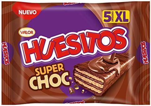 Huesitos Superchoc 5X46G 230 g